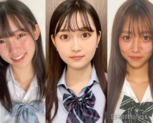 【中間速報】「女子高生ミスコン2021」関西エリア、暫定上位5人を発表<日本一かわいい女子高生>