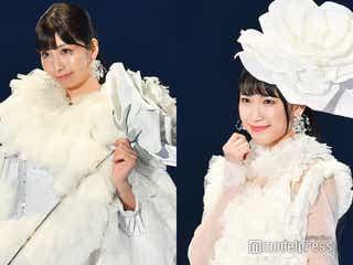 【TGCで見つけた次世代モデル/AKB48グループ編】NMB48鵜野みずき・NMB48原かれん