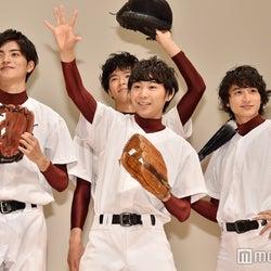 同じ高校だった須賀健太・小関裕太・山本涼介のエピソードに女性ファン歓声 柳喬之は新年早々心に傷を負う<ちょっとまて野球部!>