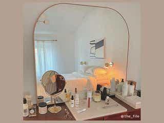 お部屋の広見えは「鏡の重ね使い」で叶う!誰でも簡単にできるテクとは?