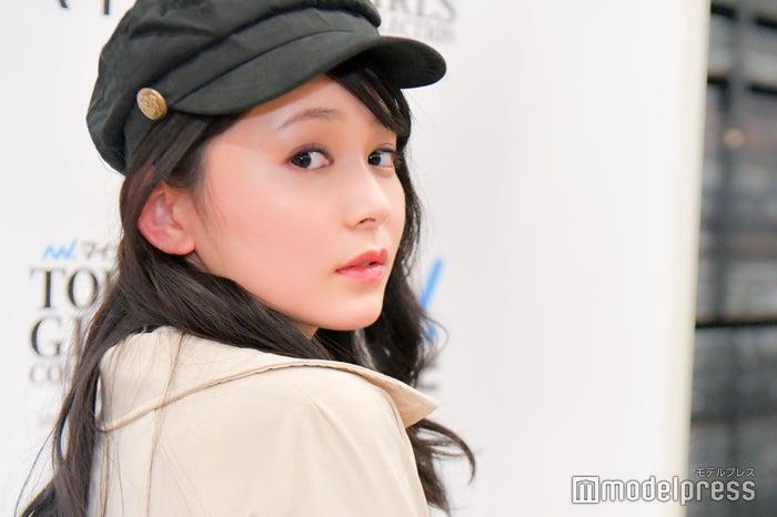 モデルプレスのインタビューに応じた久間田琳加(C)モデルプレス