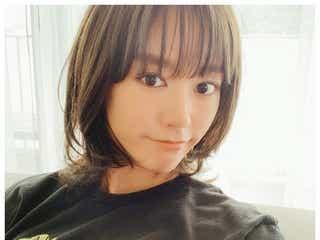 桐谷美玲、前髪復活&レイヤーヘアにイメチェン「天使」「雰囲気違う」と絶賛の声