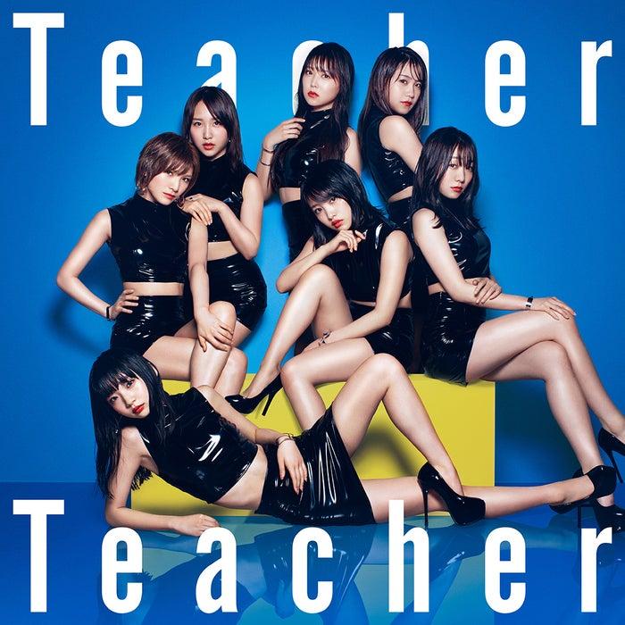 AKB48「Teacher Teacher」(5月30日リリース)初回限定盤B (C)You,Be Cool!/KING RECORDS
