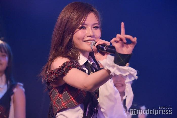 込山榛香/ AKB48込山チームK「RESET」公演(C)モデルプレス