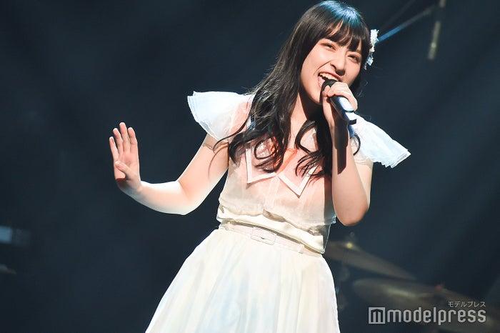 山崎亜美瑠/「AKB48グループ歌唱力No.1決定戦」決勝大会 (C)モデルプレス