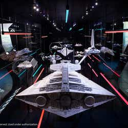 「STAR WARS Identities: The Exhibition」シドニー展の様子(提供写真)