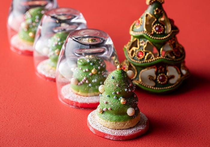 アリスの気まぐれクリスマス・ティーパーティー/画像提供:ヒルトン東京