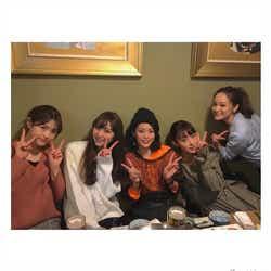 モデルプレス - 石川恋、乃木坂46松村沙友理ら「CanCam」美女モデル集結 豪華新年会に反響