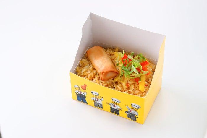 チャーハン500円/画像提供:LEGOLAND JAPAN