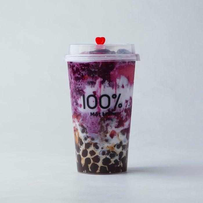カシスラズベリーミルク 620円/画像提供:オペレーションファクトリー