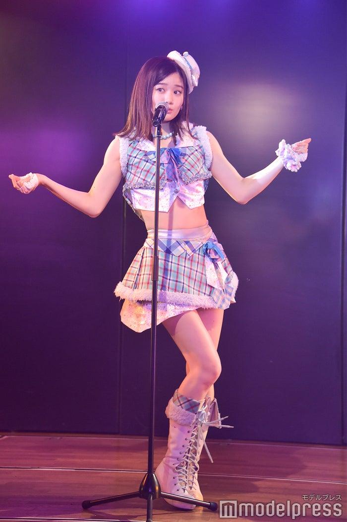 中野郁海/ AKB48込山チームK「RESET」公演(C)モデルプレス