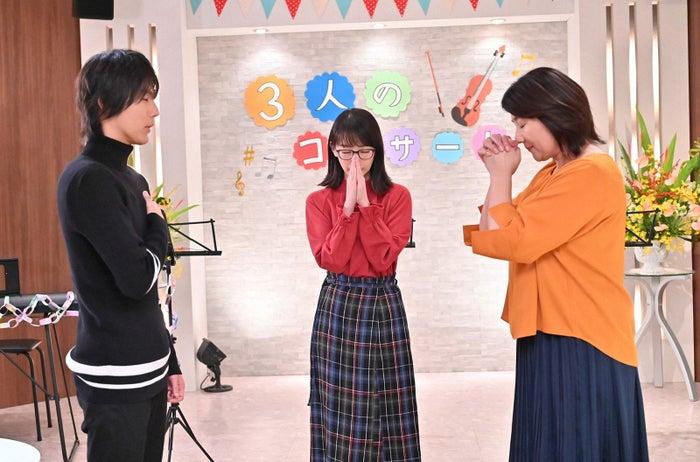 中川大志、波瑠、松下由樹/「G線上のあなたと私」第8話より(C)TBS