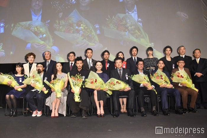 「第8回TAMA映画賞」授賞式参加者(C)モデルプレス