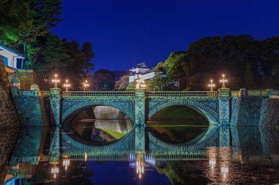江戸城/画像提供:阪急交通社