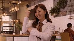 乃木坂46白石麻衣、キュートなカフェスタッフに 高速ダンスも披露