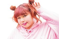 """新""""ぽっちゃりモデル""""が鮮烈デビュー YouTuber「UraN」がオーディション勝ち抜く"""