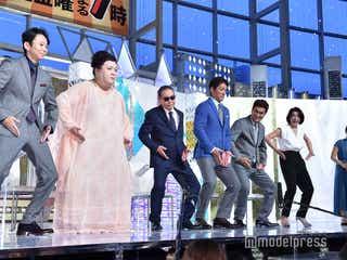タモリ、マツコ・有吉弘行らとの番組共演は「できないと思います」タモリ宅での交流エピソードも