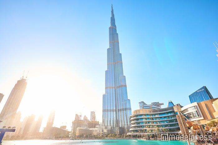 世界一高いビル「バージュ・カリファ」(C)モデルプレス