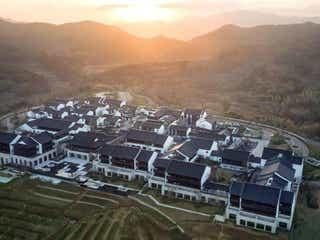 「星野リゾート 嘉助天台」中国大陸初進出のホテルが開業