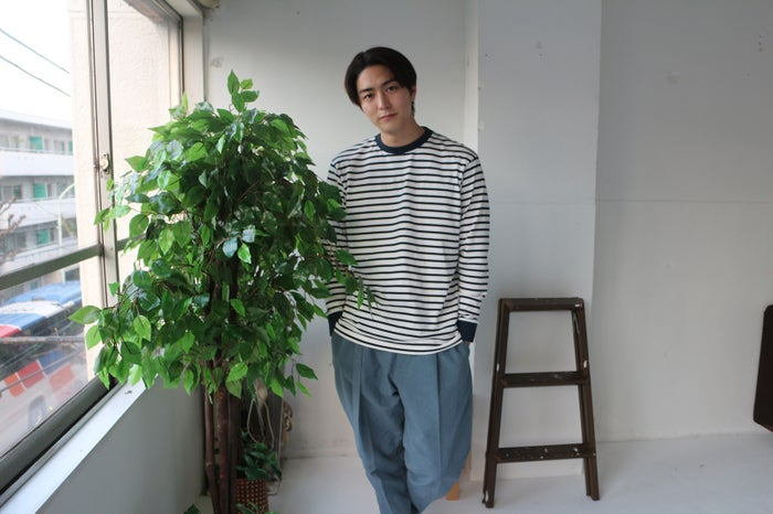 稲葉友(写真提供:所属事務所)