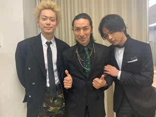 中村倫也&菅田将暉&TAKAHIRO、紅白集結ショットに反響「感動」「エモすぎる」