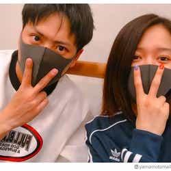 モデルプレス - 山本舞香「兄貴」三代目JSB山下健二郎と2ショット「本当に兄弟みたい」の声
