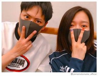山本舞香「兄貴」三代目JSB山下健二郎と2ショット「本当に兄弟みたい」の声