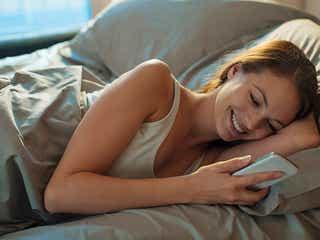 ドキッ!寝る前に送ると男性が嬉しくなるLINEとは?