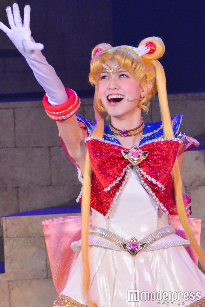 ミュージカル「美少女戦士セーラームーン-Amour Eternal-」で主人公のセーラームーンを演じる野本ほたる (C)モデルプレス