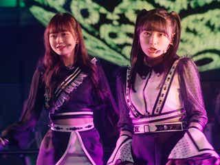 AKB48新時代ユニット「IxR」美脚披露 本格XRで初ライブ<NEXT VISION JAPAN 2021 XR LIVE>