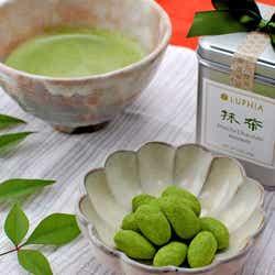 抹茶チョコレートアーモンド/画像提供:LUPHIA