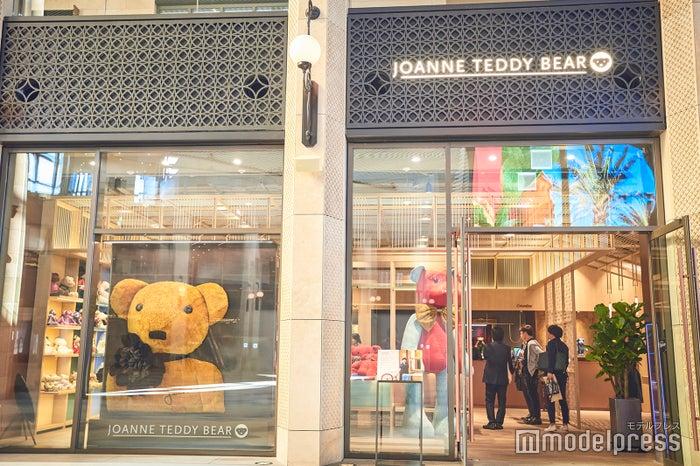 韓国でしか入手不可能なテディベアをゲット!「JOANNE TEDDY BEAR」(C)モデルプレス