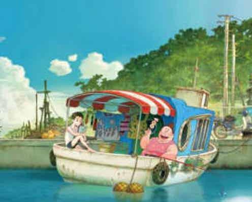 『漁港の肉子ちゃん』韓国の映画祭で特別賞 審査員長・渡辺歩監督「いいのでしょうか?」