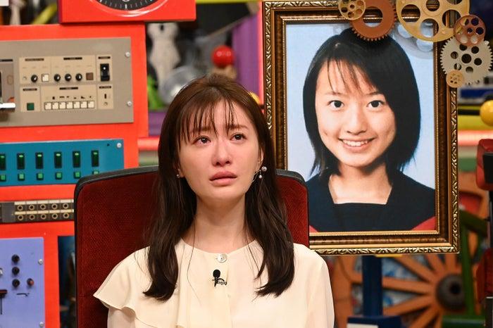 松本まりか、元カレからの告白に号泣 - モデルプレス
