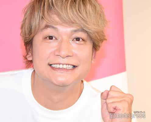 香取慎吾に「キムタク派」「中居くんと同じこと言ってる」SMAPネタ続出でファン歓喜「愛がすごい」