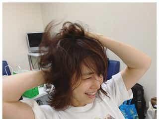 石田ゆり子、メイクを落としたナチュラルな美貌に反響「髪ぐしゃぐしゃにしても絵になる」
