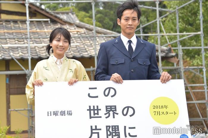松本穂香、松坂桃李(C)モデルプレス