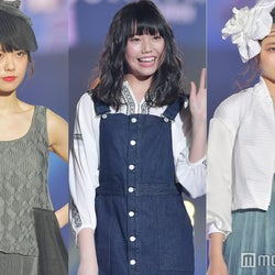 AKB48チーム8長久玲奈・小田えりな・人見古都音がランウェイ降臨<福岡アジアコレクション2018 S/S>