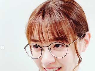 「アンサング・シンデレラ」西野七瀬、再びメガネ姿披露「あさひなぐを思い出す」の声
