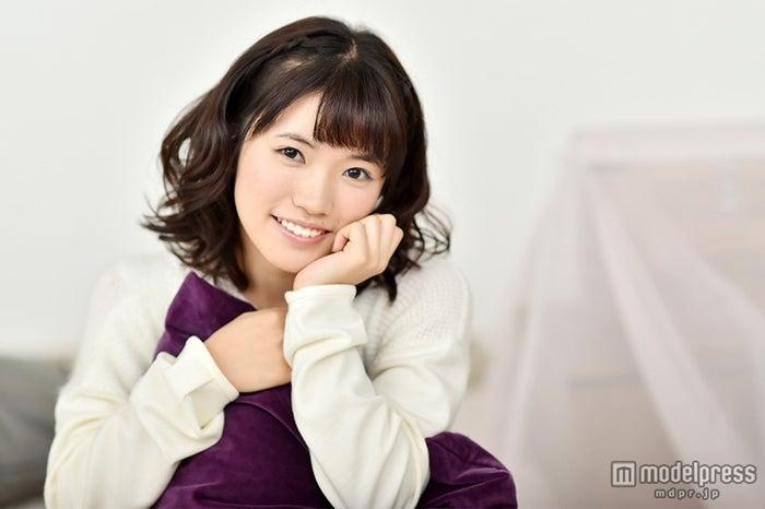 モデルプレスのインタビューに応じた美山加恋(C)モデルプレス