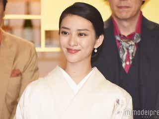 武井咲、結婚・妊娠発表後初の「黒革の手帖」放送 ネットで盛り上がり見せる