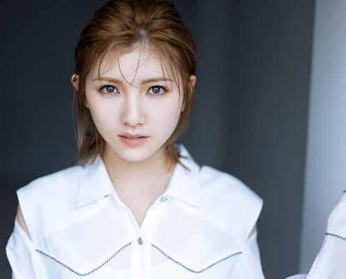 AKB48岡田奈々、事務所移籍を発表 ソロ活動に意欲「何でも一生懸命やりたい」