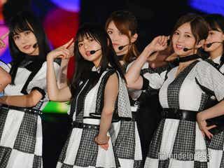 乃木坂46「ガルアワ」節目に大トリで3万人熱狂 遠藤さくらセンター最新曲披露<GirlsAward 2019 A/W>