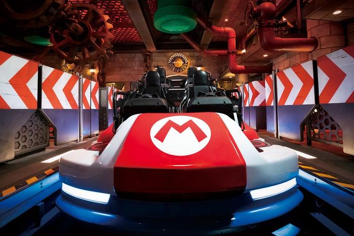 マリオカート ~クッパの挑戦状~(C)Nintendo