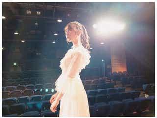 NMB48卒業発表の吉田朱里、心境・ファンへの感謝明かす