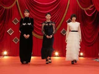 森七菜、髪バッサリでショートヘアに 「第44回日本アカデミー賞」レッドカーペットに登場