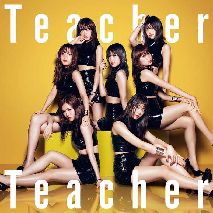 AKB48「Teacher Teacher」(5月30日リリース)初回限定盤C (C)You,Be Cool!/KING RECORDS
