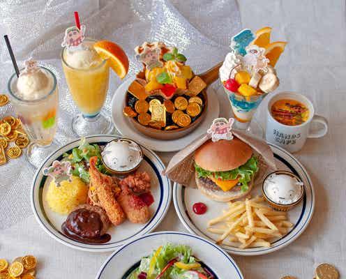 「映画クレヨンしんちゃん×ハンズカフェ」4店舗で期間限定オープン