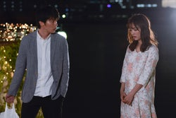 田中圭、内田理央/「おっさんずラブ」第6話より(C)テレビ朝日