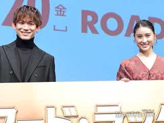 土屋太鳳、EXILE NAOTOの演技を絶賛「素晴らしいなと思った」<フード・ラック!食運>
